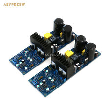 2 channel L15D-POWER IRS2092 Digital power amplifier board With power protection