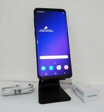 Samsung Galaxy S9 Plus S9+ G965F/DS 64 Go Noir Carbone Double Sim Ombre Ecran