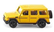 SIKU 2350 MERCEDES-BENZ G65 AMG Amarillo Escala: 1:50 Coche a escala ¡NUEVO! °
