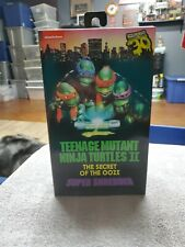 2021 Neca Super Shredder Teenage Mutant Ninja Turtles II secret of the Ooze