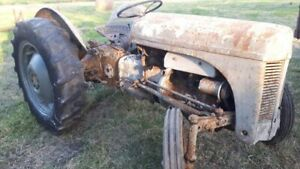 Grey petrol tvo Ferguson Tractor, Grey Fergie TE 20