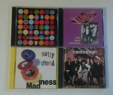 MADNESS the peel session NUTTY DREAD absolutely CDOVD 134  VERY BEST OF 4 CD's