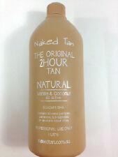 "Naked Tan Professional 2hr 8 ""natural"" 1 Litre"