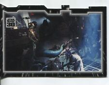 Star Wars 30th Anniversary Triptych Chase Card #3 The Underworld
