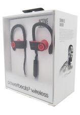 Beats by Dr Dre Powerbeats3 In-Ear Wireless Headphones Siren Red New In Retail
