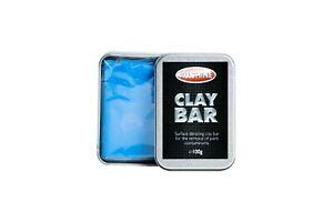 "AllShine Clay Bar 100g ""Fine Grade"" Remove paint Defects & Over Spray Easily"