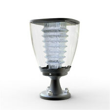 Solar LED Garden Light Gate Pillar Post Lights Modern High Quality 100 Lumens