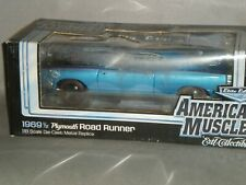 1/18th 1969 1/2 Plymouth Road Runner