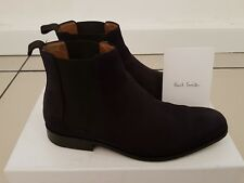 Paul smith gerald navy suede chelsea boots size 6 worn once see pictures