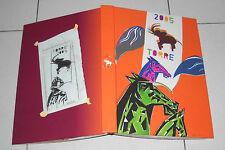 2005 TORRE Libro della vittoria Contrada Torre PALIO DI SIENA Manolo Valdes