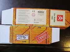 BOITE VIDE NOREV  CITROEN 2CV AZELLE 1992  EMPTY BOX CAJA VACCIA