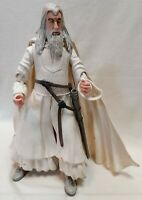 """LOTR - Lord Of The Rings Return Of The King Deluxe 12"""" Gandalf The White Figure"""