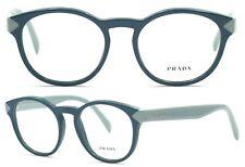 Prada Damen Herren Brillenfassung PR16TV VIO-1O1 50mm grün Vollrand 441A 40