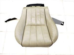 Sitzpolster Links Vorne für Fahrer Sitz Leder Jaguar S-Type 04-06 132TKM!!