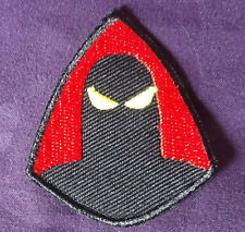 SPACE GHOST PATCH EMBROIDERED CARTOONS COMIC BOOK GRAPHIC NOVEL ANIMATION