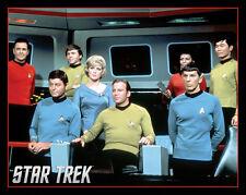 Star Trek Group Original Series TV Show Poster 20x16