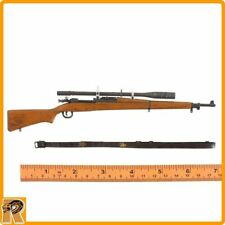 US M1903 Sniper Rifle Set -1/6 Scale - New in Box ZY Toys Action Figures