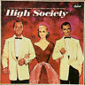 "High Society ""Original Film Sound Track"" 1956 Capitol Vinyl LP LCT6116"