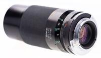 Tamron CF Tele Macro 80 - 210 mm f 3,8 - 4 mit Adaptall II Rollei QBM / 103A