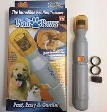 Dog & Cat nails Pedipaws New Pet Nail Trimmer