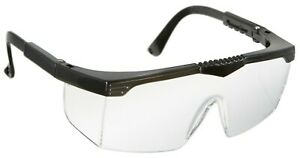 Children's Clear Lens Safety Glasses (Pack of 3, 6 or 12 Pairs)