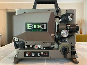 EIKI SNT-2 Slime Line 16mm TON-FILMPROJEKTOR mit Koffer