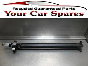 BMW 118d Series Propshaft Rear 2.0cc Diesel 122bhp Manual 04-11 E87