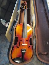 Antique Merson 3/4 symphony Violin with Original Bow & Case GERMANY
