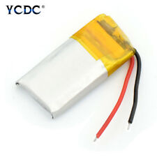 3.7V 70MAH 401120 LI-ION BATTERY CELL REPLACEMENT FOR BLUETOOTH HEADSET TOY 072