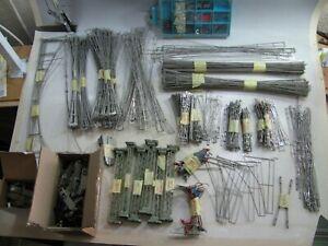 191| großes Konvolut Märklin Oberleitung Fahrdraht über 400 Teile + vieles mehr