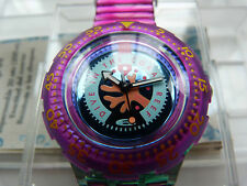 Swatch Plastic Case Polished Wristwatches