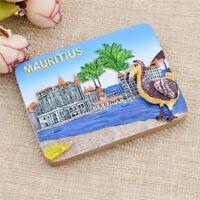 Kühlschrankmagnet Aufkleber Mauritius Reise Kühlschrank Sticker Kreativ Deko