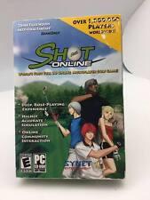 Shot Online ( World First Full 3D Onlline Multiplayer Gold Game )
