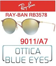Ray-ban 3578 Occhiali da sole Unisex-adulto Negro 50 Nero