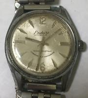 Vintage Endura Men's Watch 17 Jewels Runs Shock Resistant Works