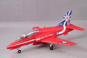 FMS RAF RED ARROWS BAE HAWK 80MM EDF ARTF NO TX/RX/BATT -Now with 6 Axis Gyro's