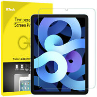 JETech Screen Protector for iPad Air 4 10.9-Inch 2020 Model Tempered Glass Film