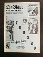 Bayernliga 85/86 FC Bayern München (A) - TSV 1860 München, 14.12.1985