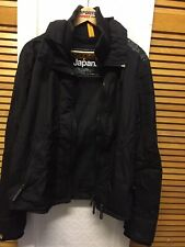 """SUPER DRY PROFESSIONAL THE WIND -CHEATER BOMBER UNISEX WINTER JACKET SIZE SMALL"""""""