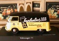 VW VOLKSWAGEN T1 KASTENWAGEN SANHELIOS 333 SCHUCO 03078 1/43 ECHTEN NEW TOLE