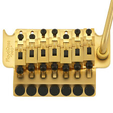 Genuine Floyd Rose 1000 Series Pro 7-String Tremolo: Satin Gold