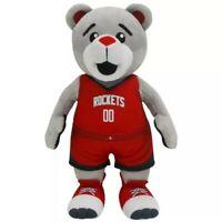 Bleacher Creatures NBA Houston Rockets Clutch Plush Figur MascotPlay Display
