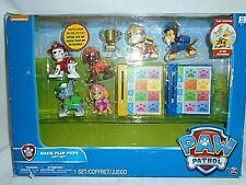"Nickelodeon Paw Patrol Back Flip Pups Gift Set - 6 Pup Pack ""NEW"""
