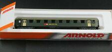 ARNOLD 3326  SBB/CFF FFS Passenger Coach  GREEN UP1.50