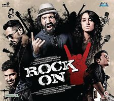 ROCK ON 2 - BOLLYWOOD SOUNDTRACK CD - FREE POST