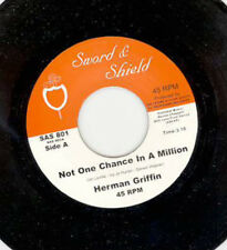 Herman Griffin - Not One Chance In A Million / Not One Chance In A Million (Inst