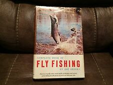 Complete Book Of Fly Fishing, Joe Brooks,  A.S. Barnes/Outdoor Life, 1965.