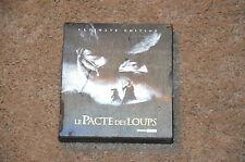 coffret DVD Le PACTE des LOUPS / Ultimate Edition