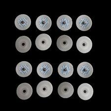 50Pcs Disposable Replacement Electrode Pads f ECG EKG Machine Patient Monitor A+