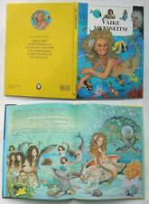 Andersen LITTLE MERMAID illustrated book, Estonia 2000